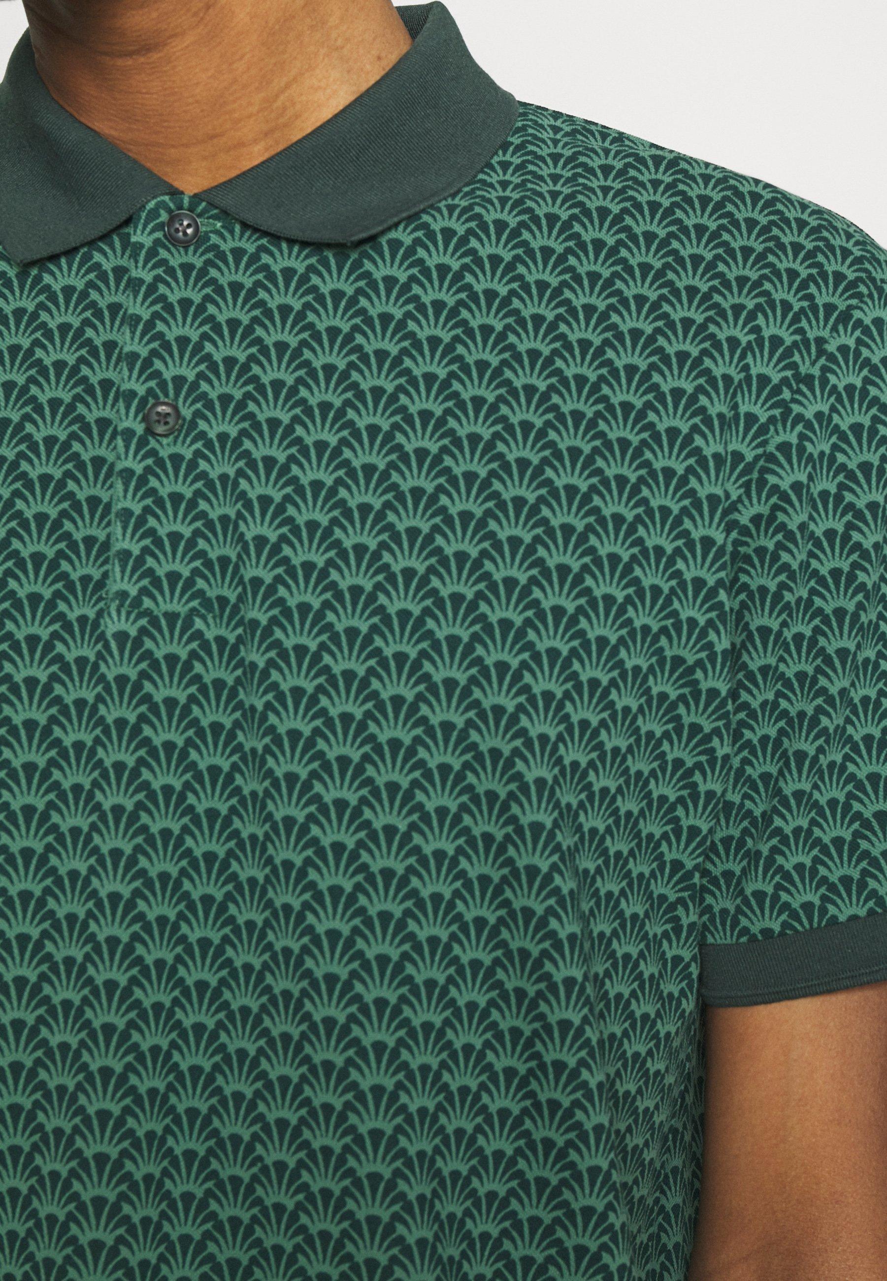 Men PRINTED - Polo shirt - combo