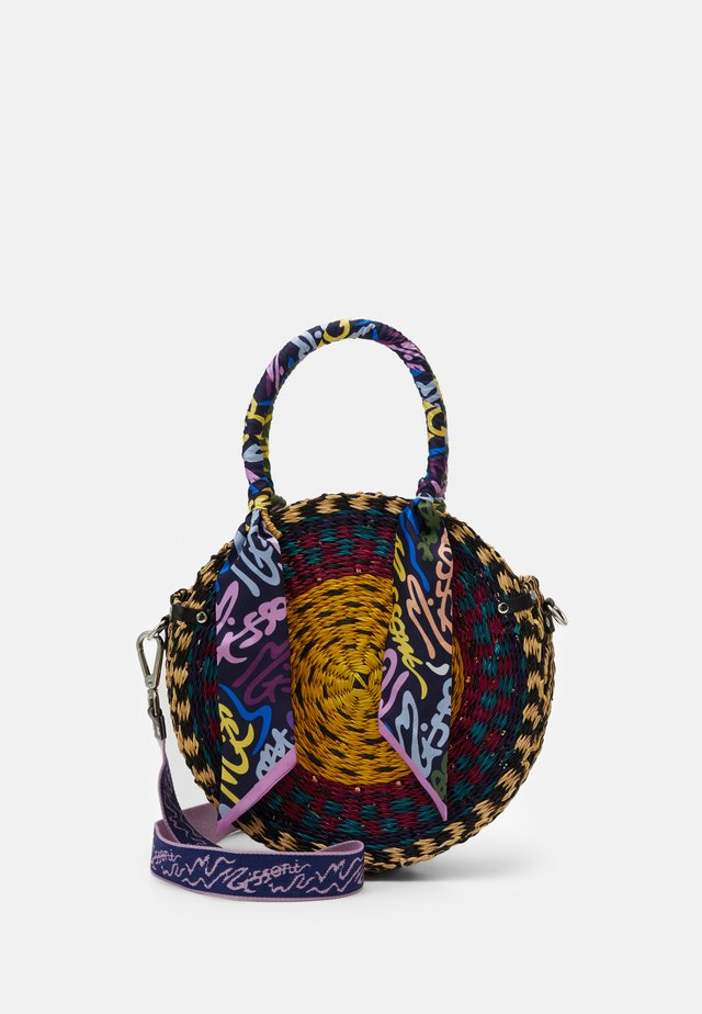 BORSA MANICI FOULARD  - Kabelka - multi-coloured