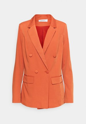 LADIES JACKET - Blazer - rust