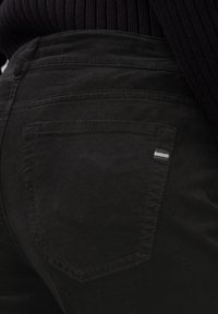 Marc O'Polo - ALBY  - Trousers - black - 5