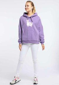 myMo - Hoodie - purple - 1