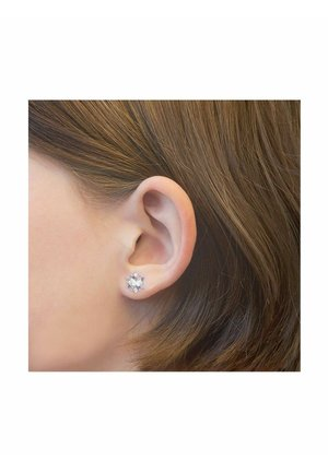 Earrings - lila