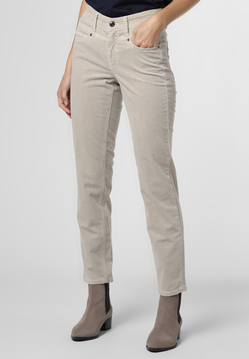 Cambio - Trousers - beige