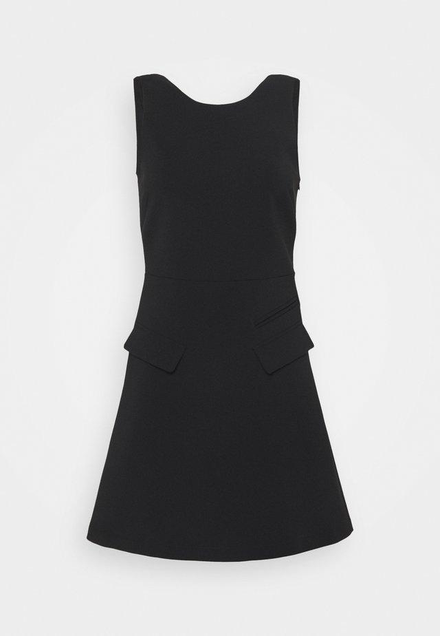 ABITO DRESS - Robe fourreau - nero
