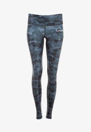 FUNCTIONAL POWER SHAPE - Leggings - camo grey