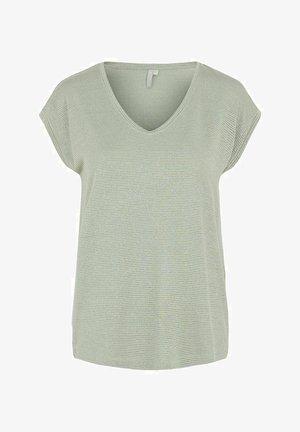 Basic T-shirt - desert sage