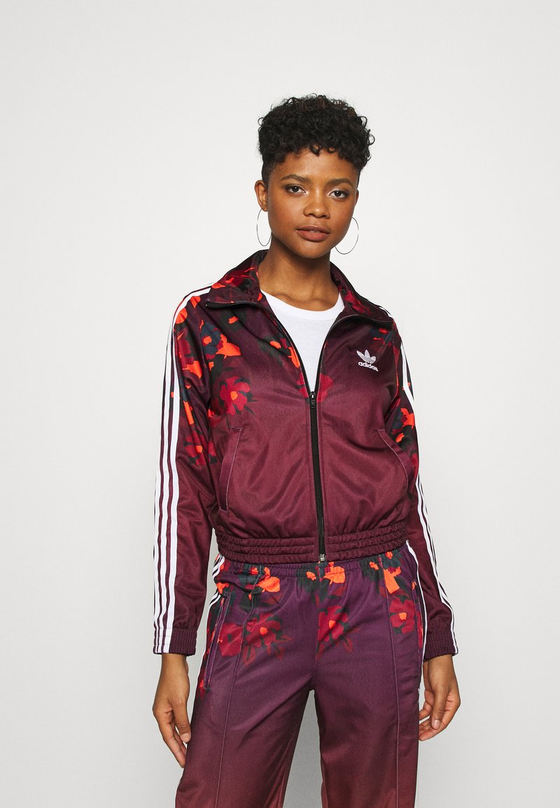 adidas Originals - GRAPHICS SPORTS INSPIRED TRACK TOP - Giacca sportiva - multicolor
