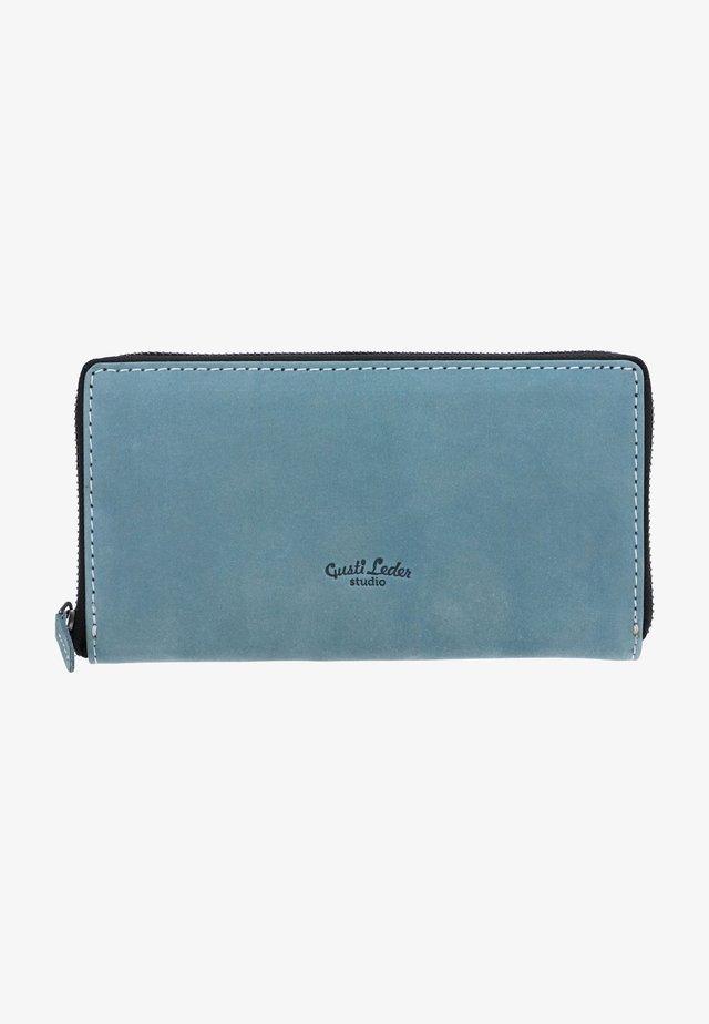 CARA - Wallet - blue