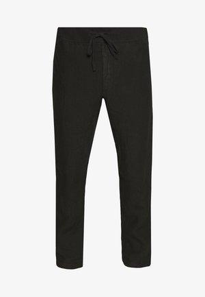 TROUSERS - Pantaloni - black