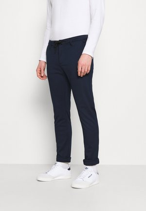 Trousers - deep navy