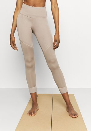STUDIO HIGH WAIST 7/8 - Leggings - amphora