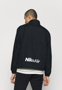 Nike Sportswear - AIR - Vindjacka - black/white - 2