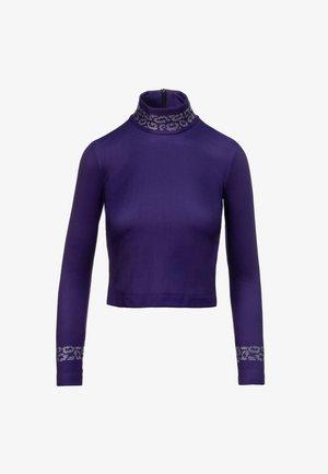 Longsleeve - purple