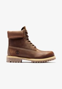 Timberland - Lace-up boots - rust full grain - 1