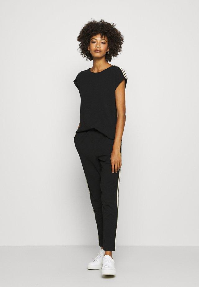 MASCHA - Tuta jumpsuit - black