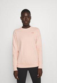 The North Face - CREW - Collegepaita - light pink - 0