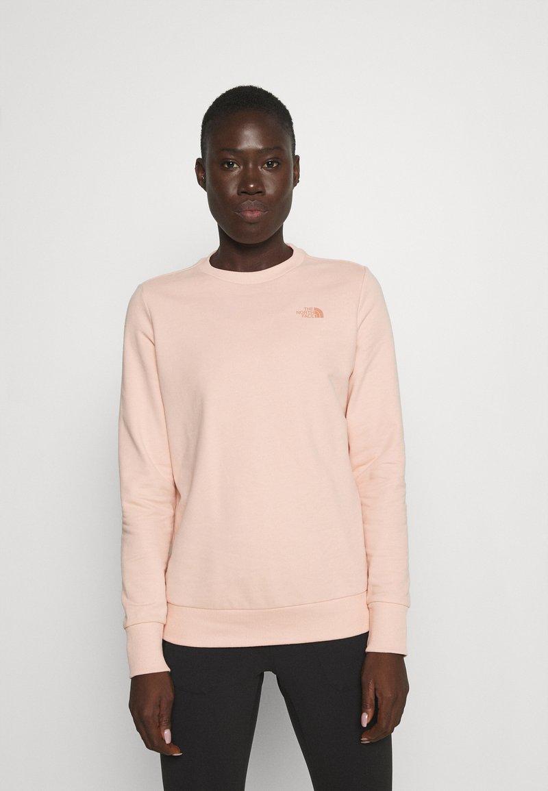The North Face - CREW - Collegepaita - light pink