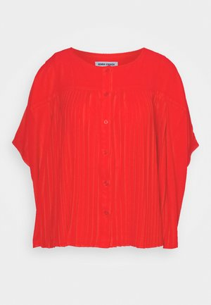 NEW DEMO  - Blouse - so emotional red