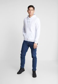 Pier One - Hoodie - white - 1