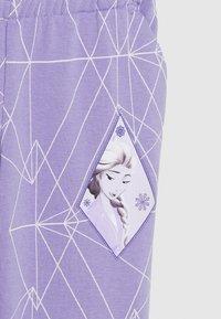 adidas Performance - PANT - Pantalones deportivos - light purple/white - 2