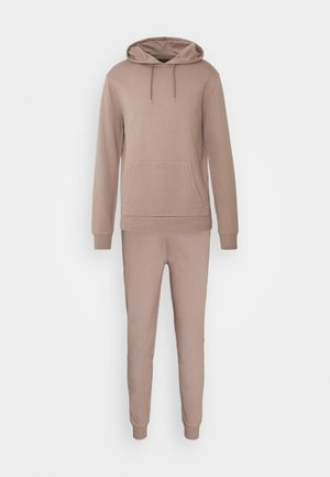 SIGNATURE - Tracksuit - brown