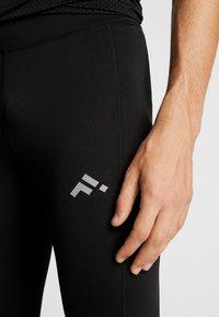 FIRST - FRSKILAY TRAINING - Leggings - black - 4