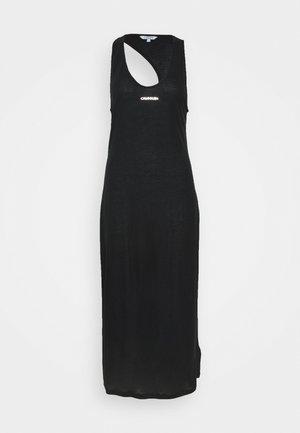 CORE ESSENTIAL DRESS - Beach accessory - black