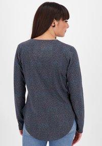 alife & kickin - Long sleeved top - marine - 2