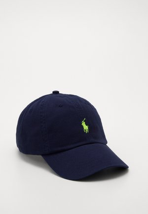 Keps - navy/neon