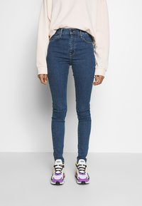 Levi's® - 720 HIRISE SUPER SKINNY - Jeans Skinny - tempo stone - 0