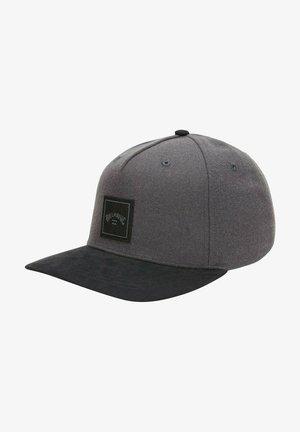 Cap - grey black