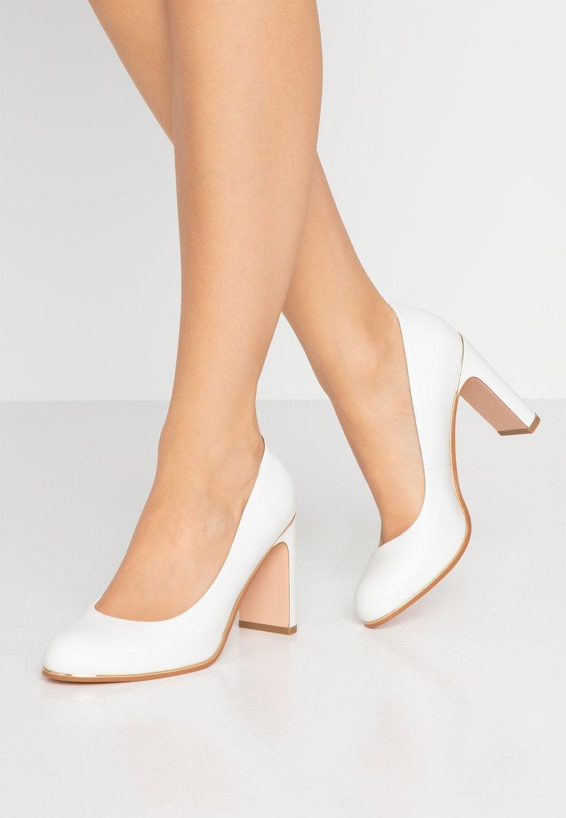 Pier One - High heels - white