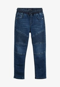 Next - BIKER - Straight leg jeans - blue - 0