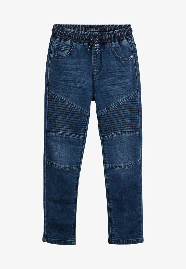 Next - BIKER - Straight leg jeans - blue