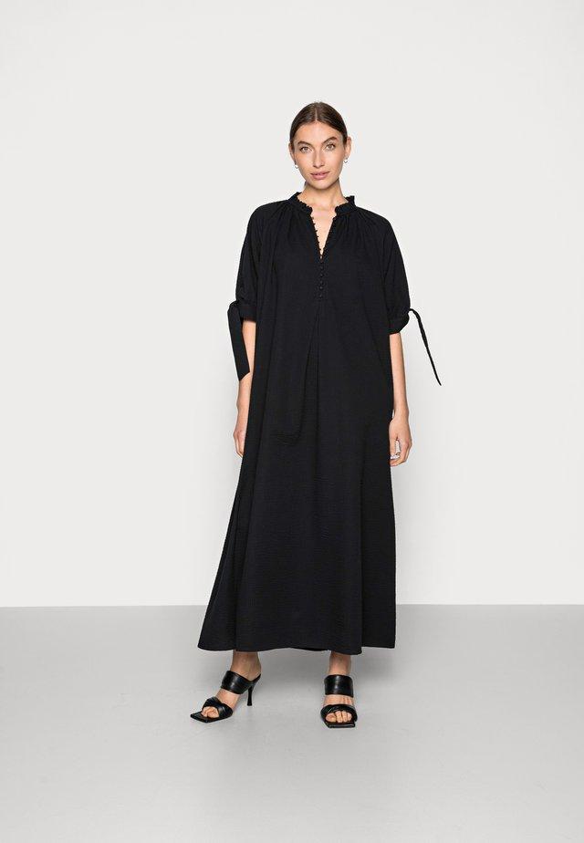 GISELLE  - Shirt dress - black