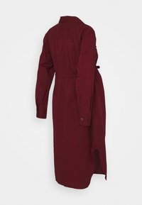 GAP Maternity - UTILITY - Vestido informal - bordeaux - 1