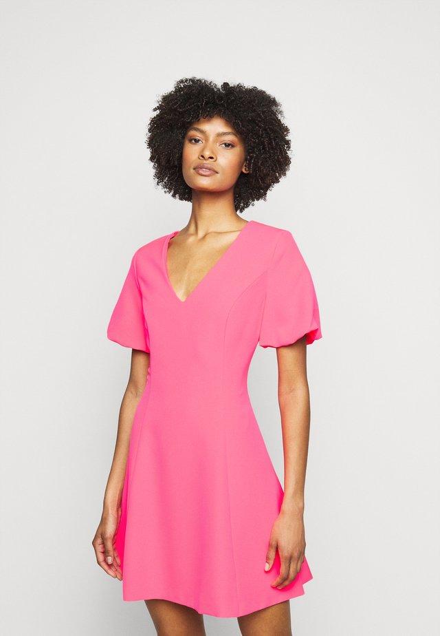 CADY AMELIA DRESS - Day dress - neon pink