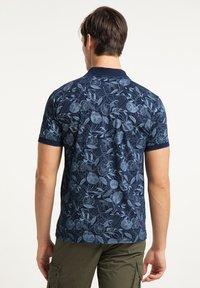 Petrol Industries - Polo shirt - dark indigo - 2