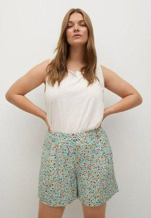 NOA - Shorts - blau