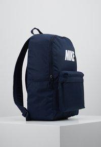 Nike Sportswear - HERITAGE  - Rucksack - obsidian/white - 3