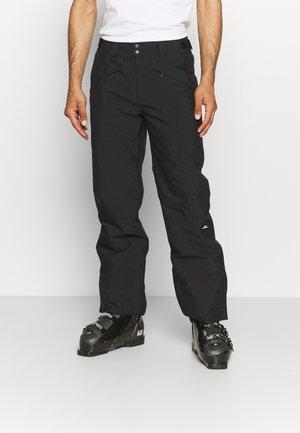 HAMMER PANTS - Pantalón de nieve - black out