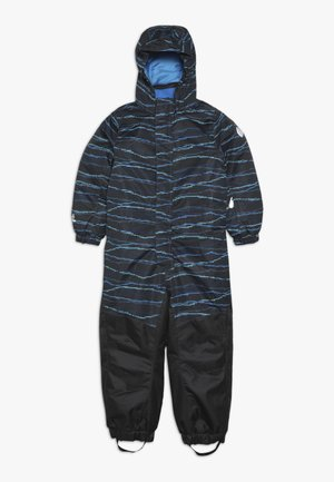 KLEMENT PADDED COVERALL - Talvihaalari - blue aster