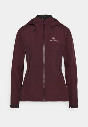 BETA HYBRID JACKET WOMEN'S - Hardshell jacket - rhapsody