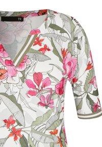 TR - Print T-shirt - rosa - 2
