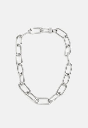 FIXER UNISEX - Necklace - silver-coloured