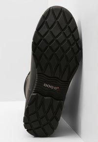 Bogs - AMANDA PLUSH - Regenlaarzen - black - 4