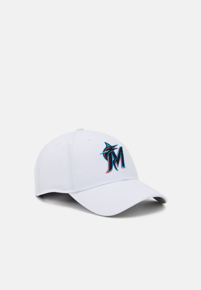 MIAMI MARLINS '47 UNISEX - Gorra - white