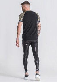 Gianni Kavanagh - RIDE OR DIE - Polo shirt - black - 2