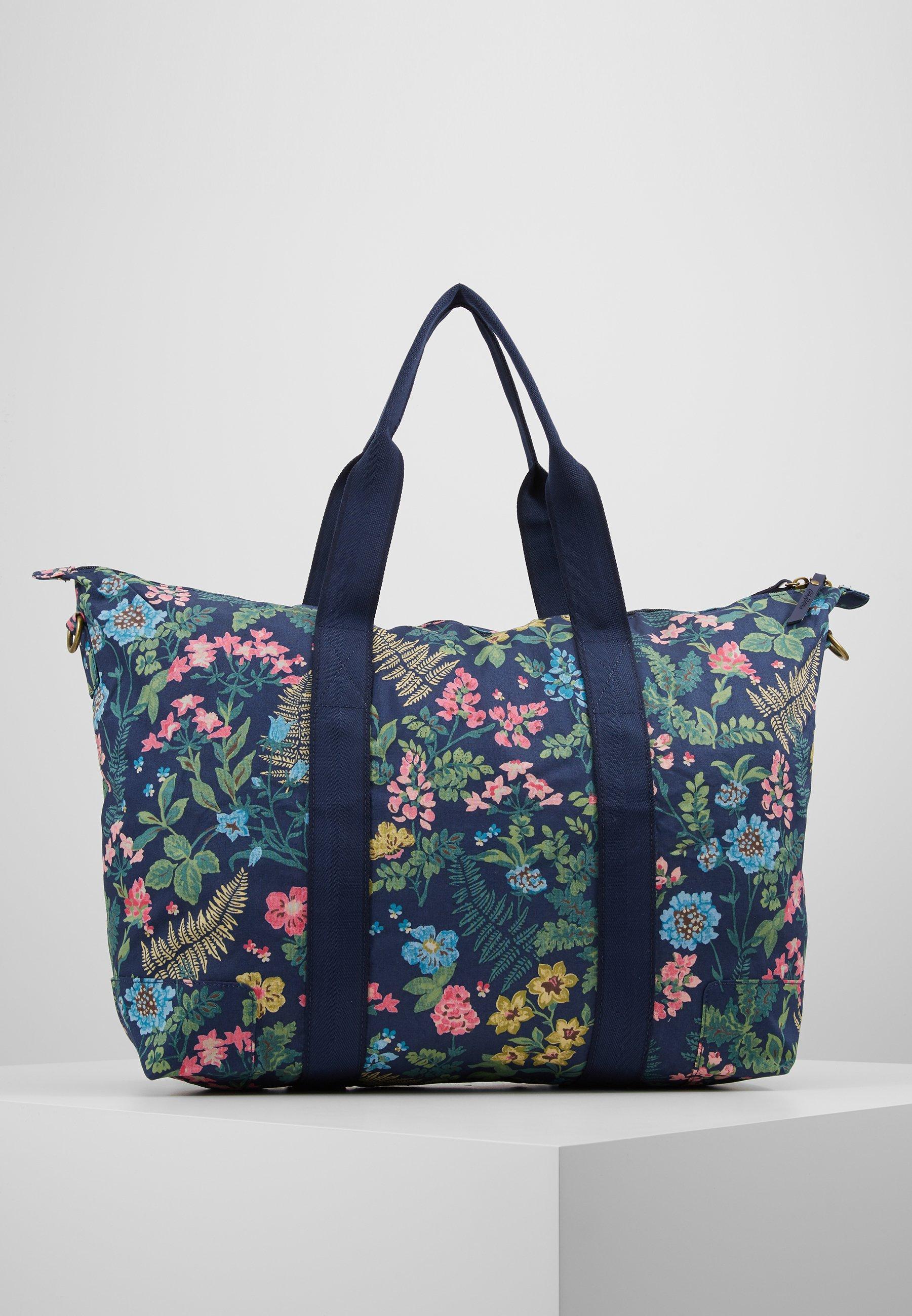 Cath Kidston FOLDAWAY OVERNIGHT BAG - Shoppingveske - navy/mørkeblå 101CE6hkivSRm4V