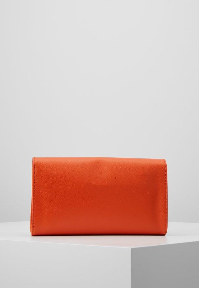 DIVINA - Clutch - orange